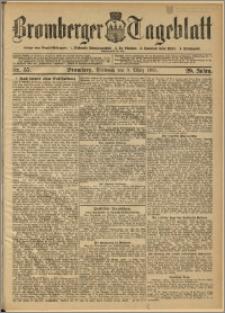 Bromberger Tageblatt. J. 29, 1905, nr 57