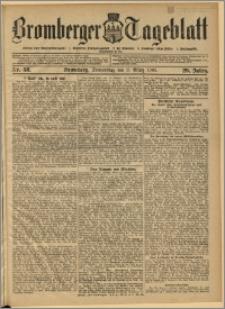 Bromberger Tageblatt. J. 29, 1905, nr 58
