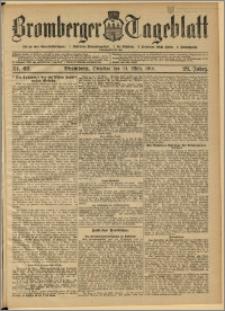 Bromberger Tageblatt. J. 29, 1905, nr 62