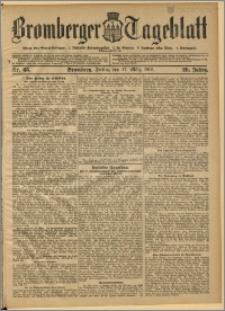 Bromberger Tageblatt. J. 29, 1905, nr 65