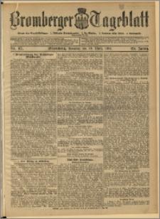 Bromberger Tageblatt. J. 29, 1905, nr 67