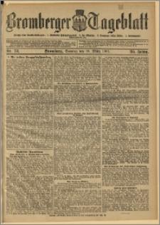 Bromberger Tageblatt. J. 29, 1905, nr 73