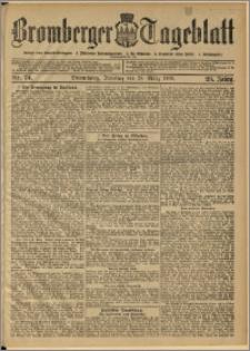 Bromberger Tageblatt. J. 29, 1905, nr 74