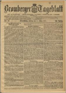 Bromberger Tageblatt. J. 29, 1905, nr 77