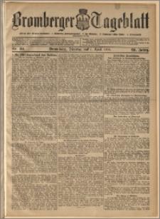 Bromberger Tageblatt. J. 29, 1905, nr 80