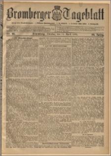 Bromberger Tageblatt. J. 29, 1905, nr 86
