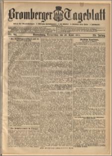 Bromberger Tageblatt. J. 29, 1905, nr 94