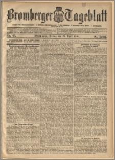 Bromberger Tageblatt. J. 29, 1905, nr 95