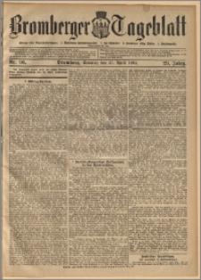 Bromberger Tageblatt. J. 29, 1905, nr 96