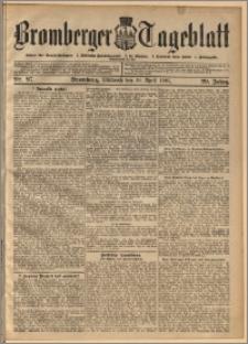 Bromberger Tageblatt. J. 29, 1905, nr 97