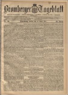 Bromberger Tageblatt. J. 29, 1905, nr 99