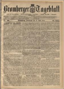 Bromberger Tageblatt. J. 29, 1905, nr 100