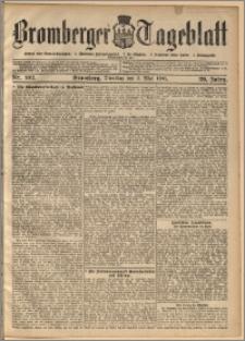 Bromberger Tageblatt. J. 29, 1905, nr 102