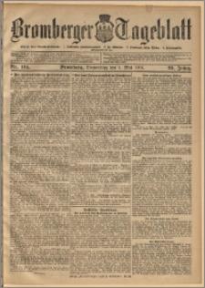Bromberger Tageblatt. J. 29, 1905, nr 104