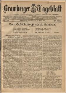 Bromberger Tageblatt. J. 29, 1905, nr 108