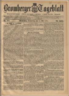 Bromberger Tageblatt. J. 29, 1905, nr 110