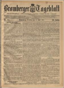 Bromberger Tageblatt. J. 29, 1905, nr 114