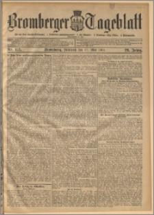 Bromberger Tageblatt. J. 29, 1905, nr 115