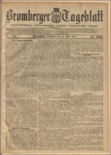 Bromberger Tageblatt. J. 29, 1905, nr 120
