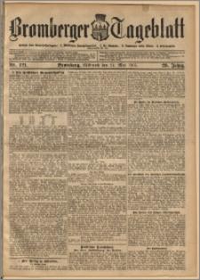 Bromberger Tageblatt. J. 29, 1905, nr 121
