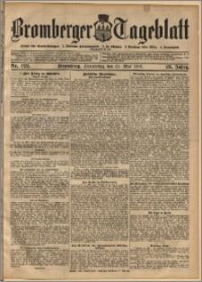 Bromberger Tageblatt. J. 29, 1905, nr 122