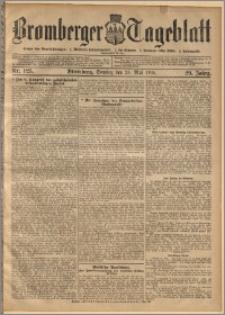 Bromberger Tageblatt. J. 29, 1905, nr 125