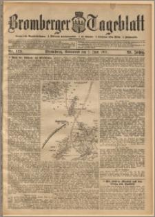 Bromberger Tageblatt. J. 29, 1905, nr 129