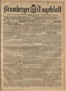 Bromberger Tageblatt. J. 29, 1905, nr 132