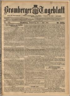 Bromberger Tageblatt. J. 29, 1905, nr 133