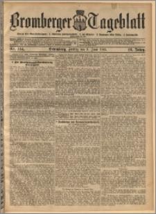 Bromberger Tageblatt. J. 29, 1905, nr 134