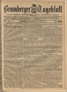 Bromberger Tageblatt. J. 29, 1905, nr 136
