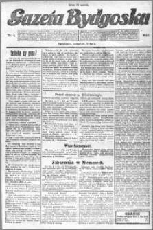 Gazeta Bydgoska 1922.07.06 R.1 nr 4