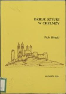 Dzieje sztuki w Chełmży
