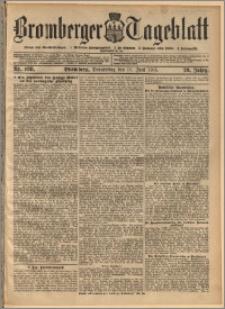 Bromberger Tageblatt. J. 29, 1905, nr 138