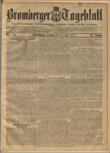 Bromberger Tageblatt. J. 29, 1905, nr 141