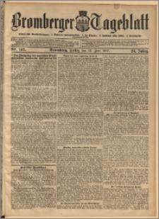 Bromberger Tageblatt. J. 29, 1905, nr 145