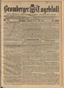 Bromberger Tageblatt. J. 29, 1905, nr 148