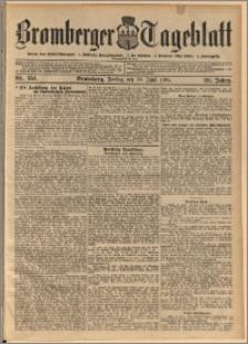 Bromberger Tageblatt. J. 29, 1905, Nr 151