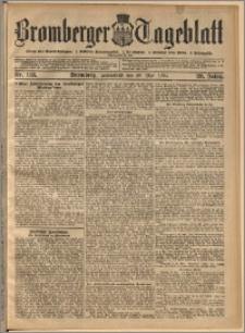 Bromberger Tageblatt. J. 29, 1905, nr 118
