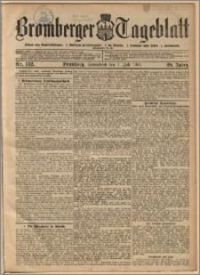 Bromberger Tageblatt. J. 29, 1905, nr 152