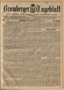 Bromberger Tageblatt. J. 29, 1905, nr 167