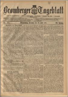 Bromberger Tageblatt. J. 29, 1905, nr 177