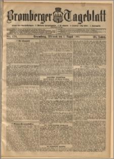Bromberger Tageblatt. J. 29, 1905, nr 179
