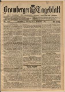 Bromberger Tageblatt. J. 29, 1905, nr 208