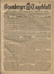Bromberger Tageblatt. J. 29, 1905, nr 232