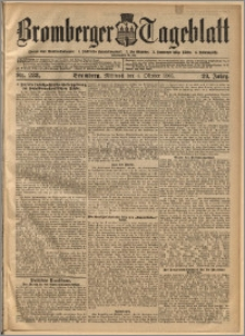 Bromberger Tageblatt. J. 29, 1905, nr 233