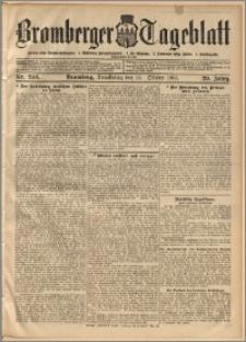 Bromberger Tageblatt. J. 29, 1905, nr 240