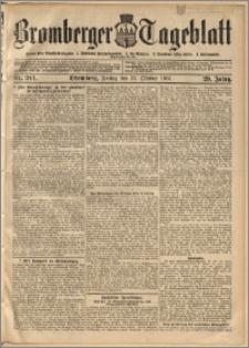 Bromberger Tageblatt. J. 29, 1905, nr 241