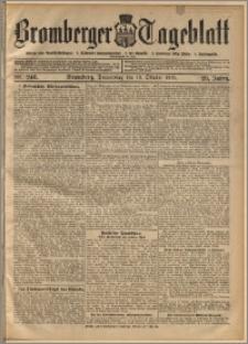 Bromberger Tageblatt. J. 29, 1905, nr 246