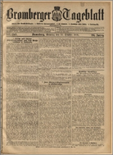 Bromberger Tageblatt. J. 29, 1905, nr 249